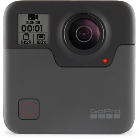 Câmera Digital Gopro Fusion 360 Preto 18.0mp