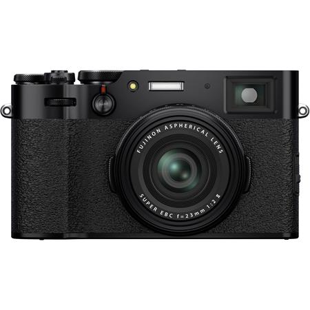Câmera Digital Fujifilm Preto 26.0mp - X100v