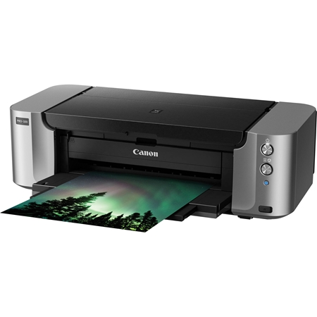 Impressora Fotográfica Canon Pixma Pro100 Jato de Tinta Colorida Usb e Wi-fi Bivolt