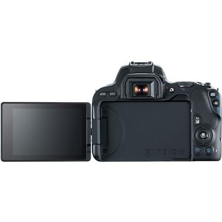 EOS Rebel SL2 Câmera Canon com lente 18-55mm - Câmera Canon