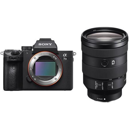 Câmera Digital Sony Alpha Preto 24.1mp - A7 Iii | 24-105mm